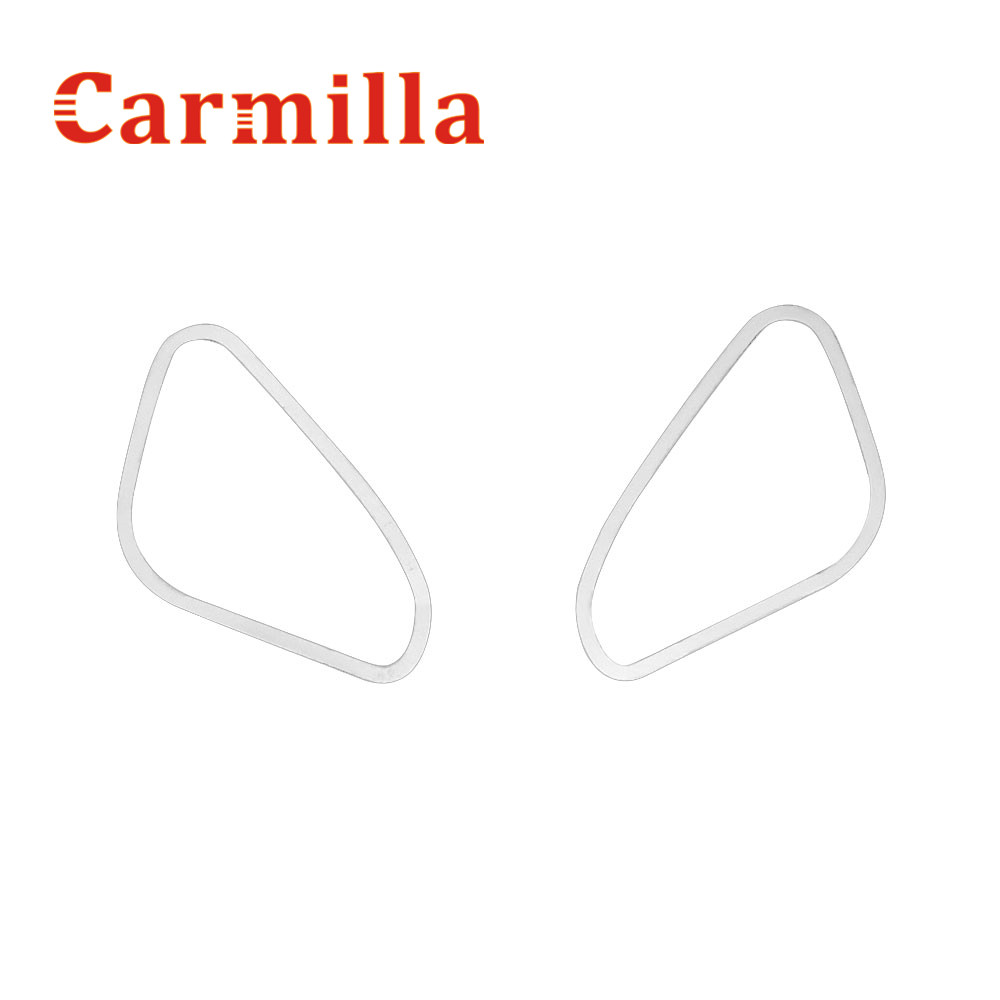 Carmilla Car Stainless Steel Air Conditioning Vent Cover