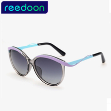 font b Reedoon b font New Women Sunglass Fashion Sun Glasses Polarized Gafas Polaroid Sunglasses