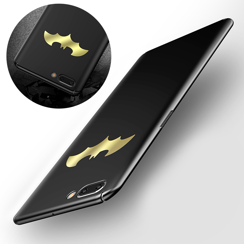 luxury batman phone case for oneplus 5 5t a5000 5 5 inch coque slim fashion protective pc hard. Black Bedroom Furniture Sets. Home Design Ideas
