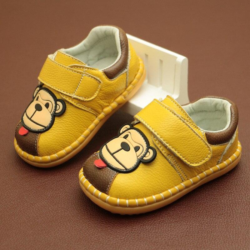 novo bebe meninos e meninas macio sola sapatos da crianca bonito dos desenhos animados 0 3