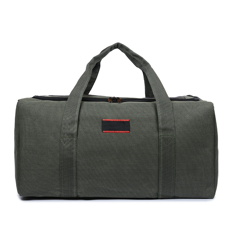 New Vintage military Canvas men travel bags Luggage bags Men Duffel bags travel tote High Quality Luggage Large Capacity Bag