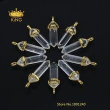 Оптовая продажа натуральный камень Прозрачный Кварцевый Кристалл