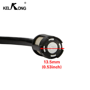 Image 3 - KELKONG 1Pc Fuel Hose Oil Pipe + Tank Fuel Filter With 2 Holes Rubber Washer For Grass Strimmer Trimmer Brush Cutter Tool Parts
