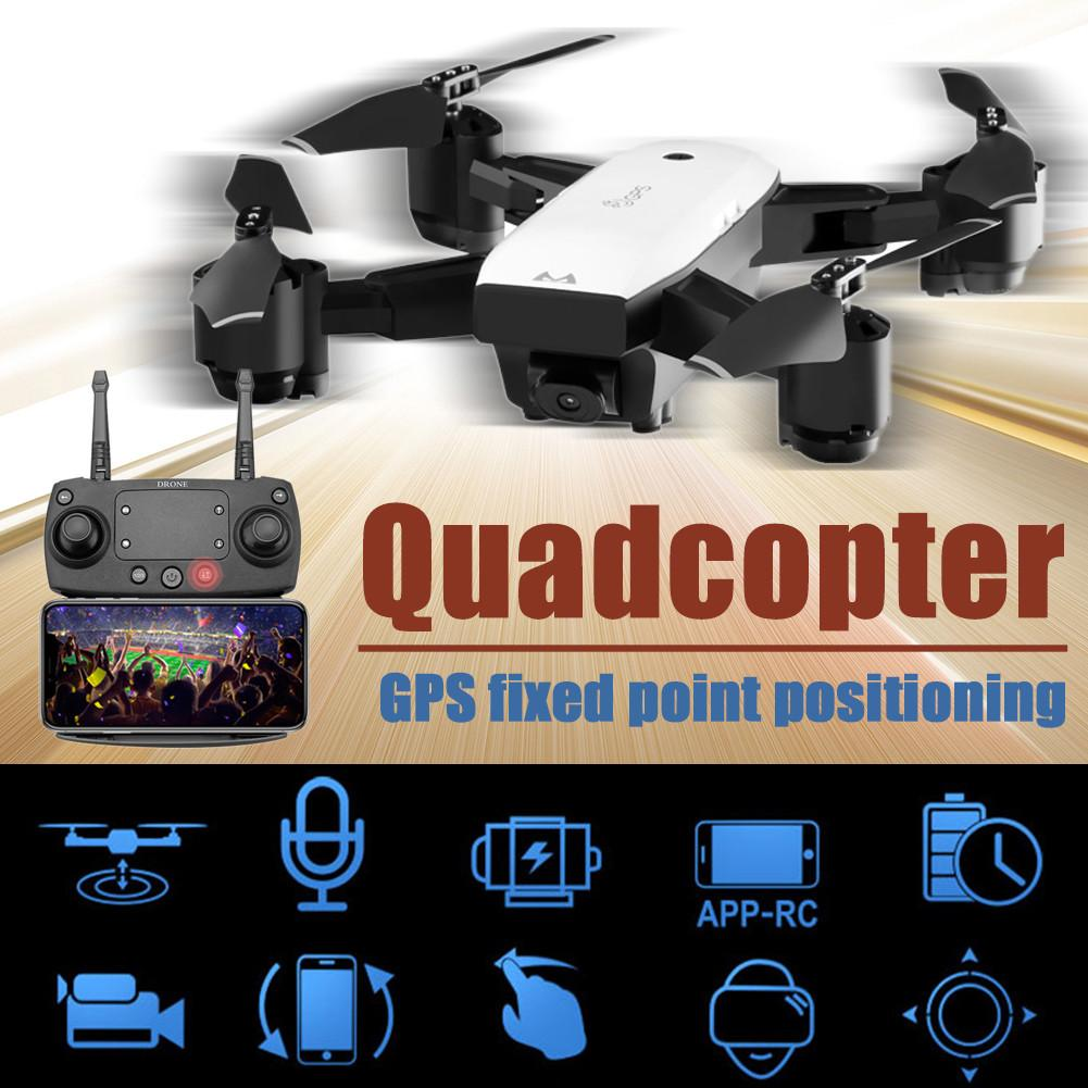 SMRC S20 Intelligent Dual GPS Positioning Return Drone HD Aerial Photography Remote Control Aircraft Quadcopter With Carry Box  Lahore