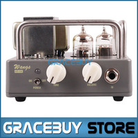 Electric All Tube Guitar Amplifier Head Black AMP Head Adjust Volume And Tone Send With A