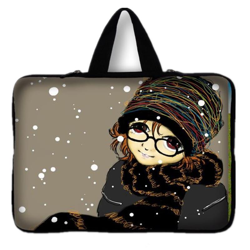 7.9 9.7 12 13.3 15.4 դյույմ Indie Pop Girls Laptop Bag Notebook - Նոթբուքի պարագաներ - Լուսանկար 4