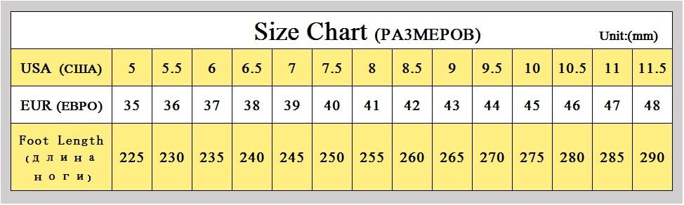 size chart 00