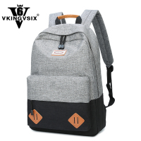 2017 VKINGVSIX Brand Fashion New Backpack Waterproof Suitable For 14 17 Inch Laptop Backpack Student Travel