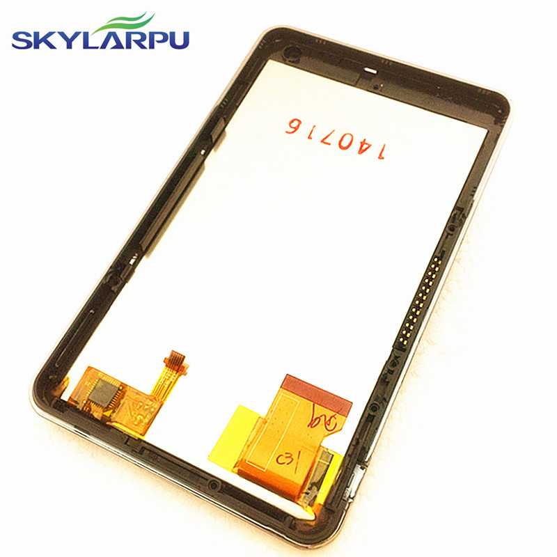 skylarpu 4.3inch LCD screen for GARMIN Nuvi 3790 3790T 3760 3760T GPS display Screen with Touch screen digitizer replacement replacement 6 1 inch capacitive touch screen for garmin a061vtn01 3 lcd screen lcd display touch screen digitizer