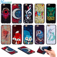 Howanni Soft Case For Apple iPhone 7 Case Silicone 4.7