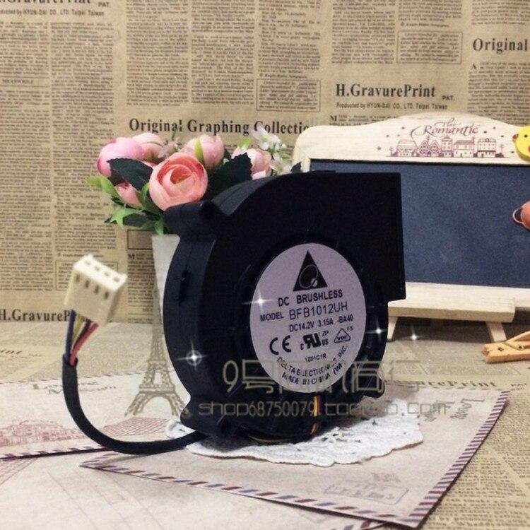 все цены на Delta BFB1012UH 14.2V 3.15A Ventilation fan 4-wire server fan Turbine fan онлайн