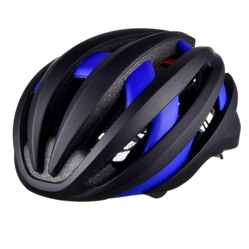 TA-777 Casque De Vélo Avec 360 Degrés Intelligente Bluetooth Écouteur LED Casques de Vélo Feu Arrière 18 Évents Casque De Vélo De Sécurité