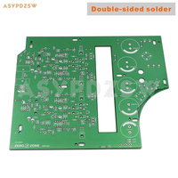 Double sided solder DIY NAP200 Power amplifier PCB base on UK NAIM amplifier