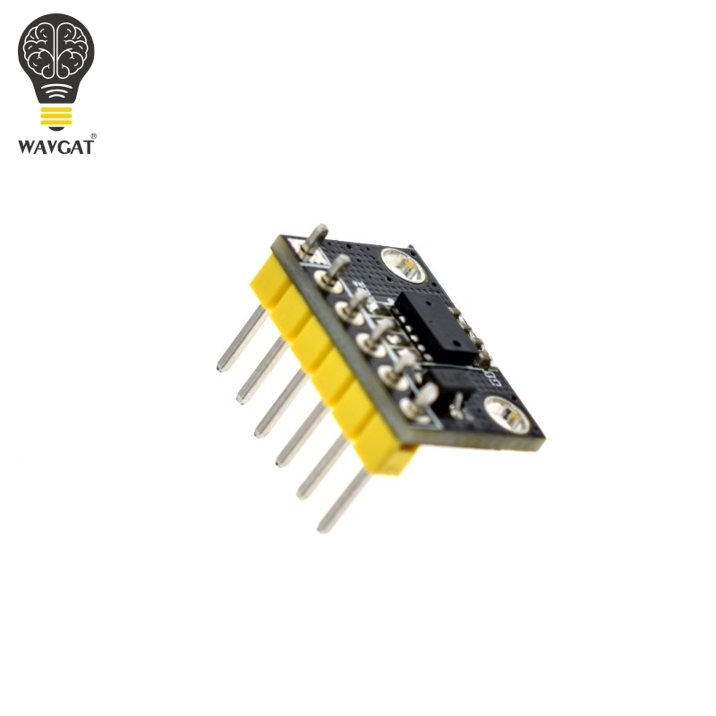 US $3 63 9% OFF|WAVGAT VL6180 VL6180X Range Finder Optical Ranging Sensor  Module for Arduino I2C Interface 3 3V 5V gesture recognition-in Integrated
