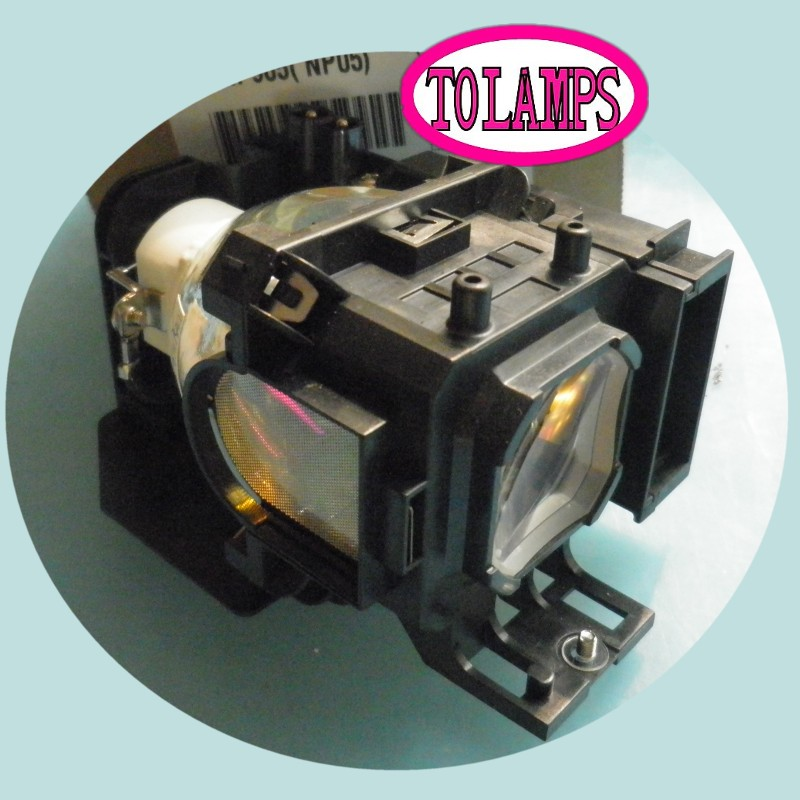 Replacement Projector Lamp NP05LP / 60002094 for NEC NP905 / VT700 / VT800 / NP901 for nec np06lp projector lamp np1150 np1250 np2150 np2250 np3150 np3151 np3151w np3250 np3250w