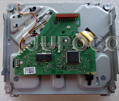 Nouveau PLDS mécanisme CD unique mdp M10 4.7 CDM-M10 4.7/1 chargeur correct boîtier de carte PC pour MINI BMNw CD73 radio