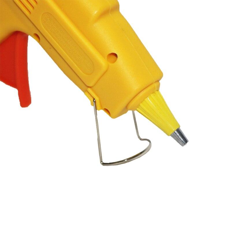 12V 10W Pistola de pegamento de fusión en caliente Adaptador de CA a - Herramientas eléctricas - foto 4