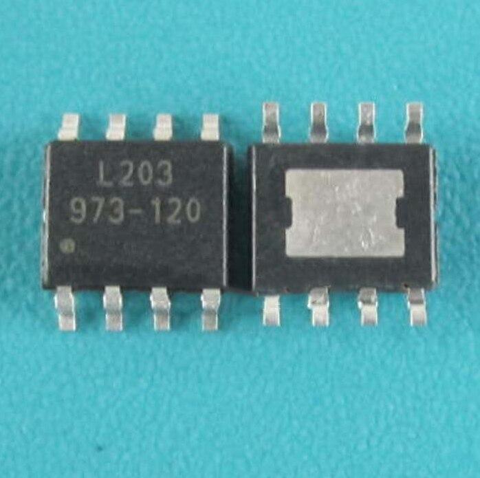 5PCS 973-120 G973-120ADJF11U  SOP-8 LCD Chip Brand New Original