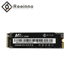 Reeinno Mace-2000 SSD M.2 NVMe PCIe 960GB 2280 HD 1.8GB/s 3D NAND Flash super speed solid-state Hard Drive for Desktop Laptop(China)