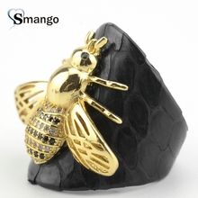 New Arrival! Snake Skin Shape of Insects rings ! 5 Pieces