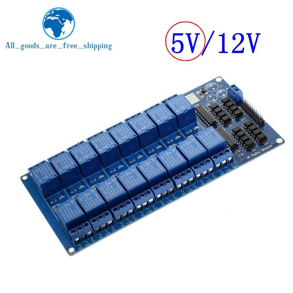 5V cuatro 4 canales Módulo de Relé con Optoacoplador para PIC AVR DSP para Arduino ARM