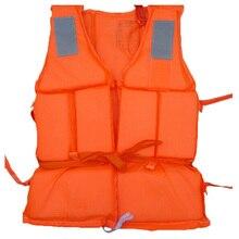 Профессиональный спасательный жилет, купальник из полиэстера, спасательный жилет Colete Salva-vidas для водных видов спорта, плавания, дрифтинга, серфинга