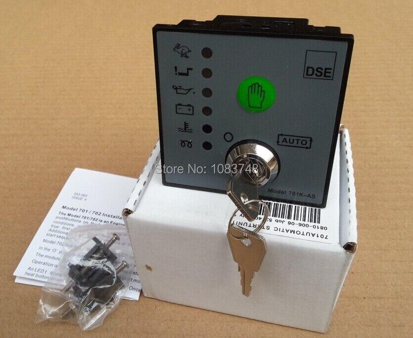 DSE701-AS Генератор контроллер DSE701AS + Бесплатная доставка EMS/FedEx