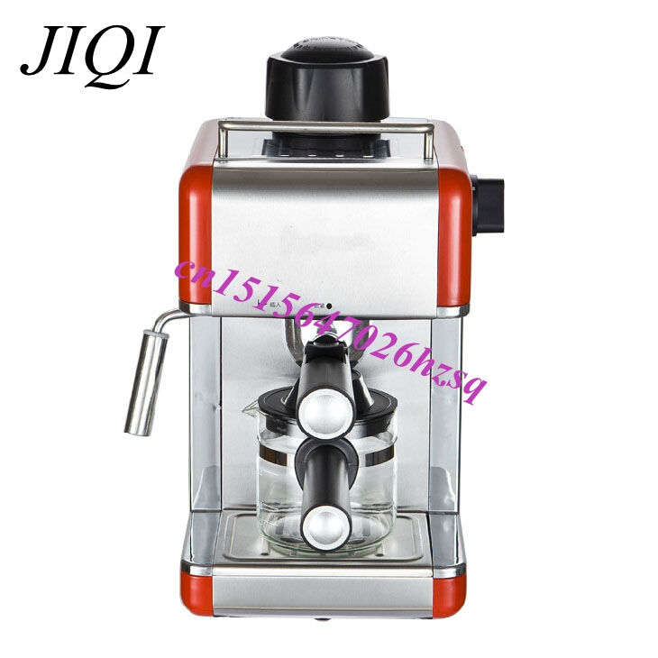 Automatic Coffee Maker Made In Italy : Italy espresso coffee machine semi automatic maker Cup warming plate kitchen-in Coffee Makers ...