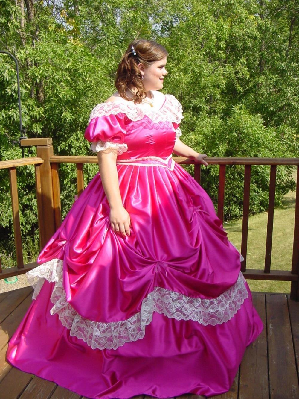 Aliexpress.com: Comprar Vestido, por encargo Victorian Bridal guerra ...