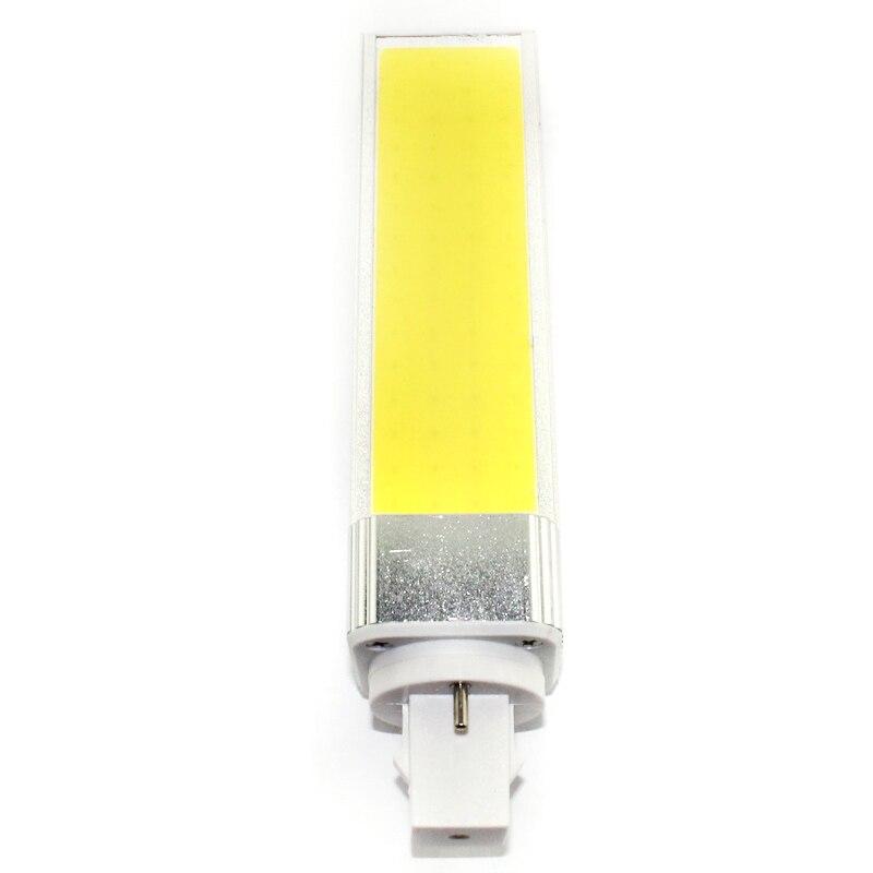 J64 High quality New COB LED Corn Bulb E14 E27 G24 G23 LED  12W LED bulb lamp , 12W LED Corn Bulb Light AC85-265V 7w led bulb light e26 e27 g24 g23 e14 7w led corn light corn bulb lamp cob led corn light with aluminum shell 85 265v