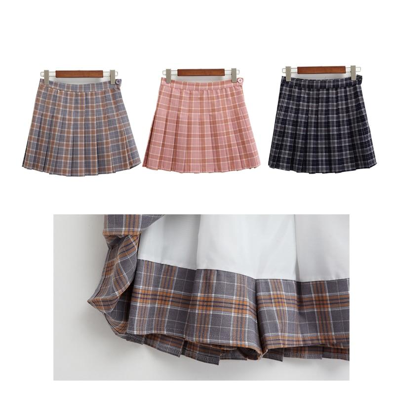 Harajuku Skirts Womens 2017 Korean Summer Summer Style