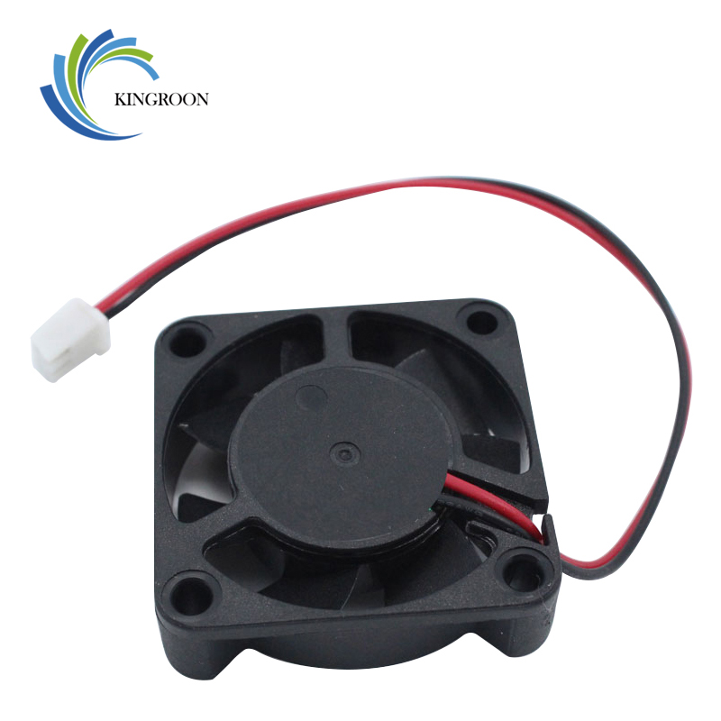 12V/24V 2 Pin Brushless Cooler Fan with Dupont Wire as 3D Printers Parts 4