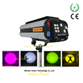 2017 New Supper Dimming Focus Spot Beam Light Gobo RGBW Yello Color Follow ing Spot Light With Tripod Stand Control by Faders