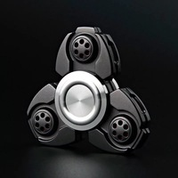 High Quality Fidget Spinner Metal Collection Tri Spinner EDC Hand Spinner Anti Stress Toys For Adult