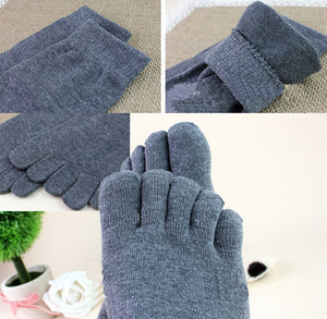 Image 3 - New Arrival 10 par mężczyzna kobiet skarpetki idealne na pięć 5 palec u nogi buty Unisex gorąca sprzedaż