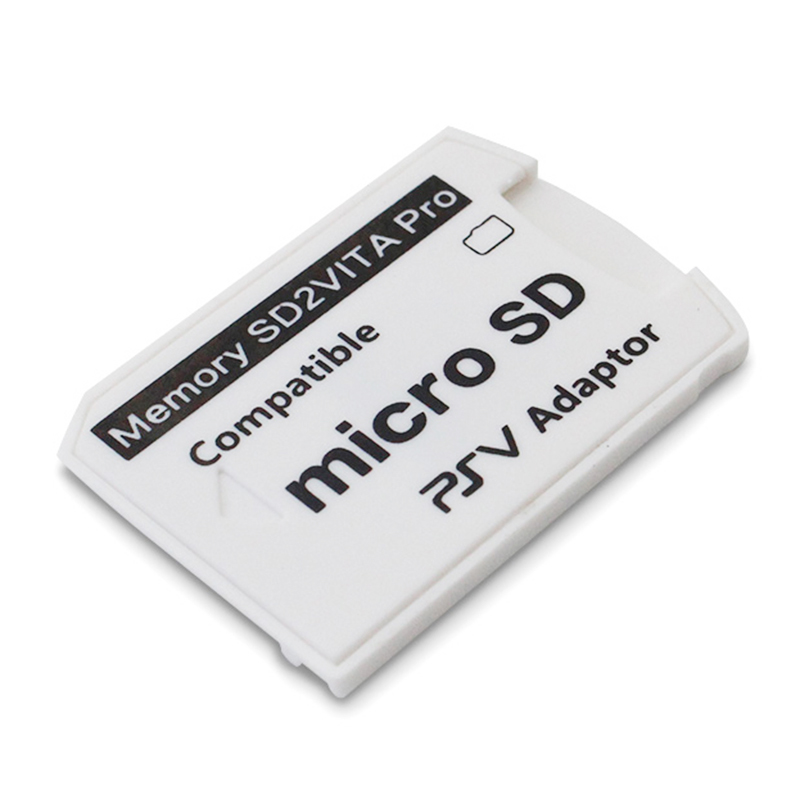 IG-Version 6.0 SD2VITA For PS Vita Memory TF Card For PSVita Game Card PSV 1000/2000 Adapter 3.65 System SD Micro-SD Card R15