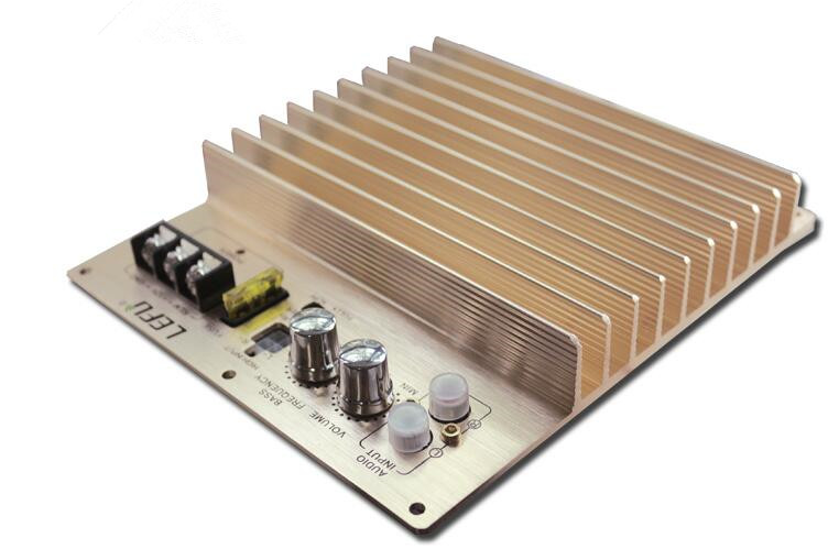 Ultra-high power 250w car amplifier board single 10-inch 12-inch subwoofer amplifier concant subwoofer car bass audio AMP board цена