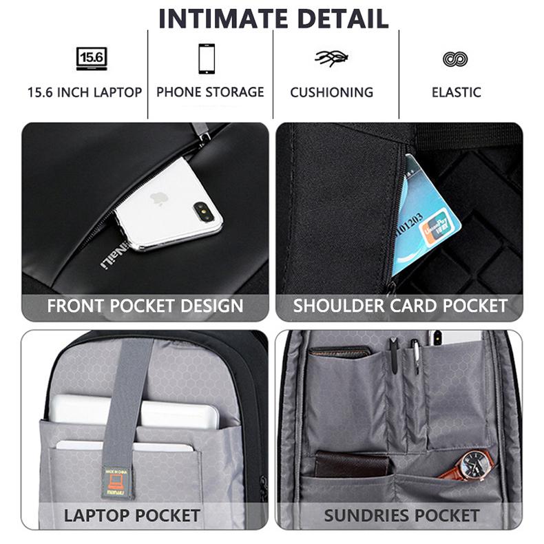 HTB1iCLNaznuK1RkSmFPq6AuzFXaR - Mens 15.6 inch Laptop Business Backpacks Waterproof Male Travel