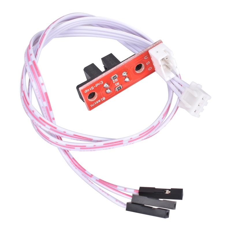 BIQU Optical Endstop Light Control Limit Optical Switch For 3D Printers RAMPS 1.4 With Cable For 3D Printer