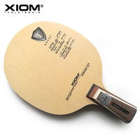 XIOM Table Tennis Blade HINOKI S7 Quick attack+ Loop for training professional racket ping pong bat paddle tenis de mesa