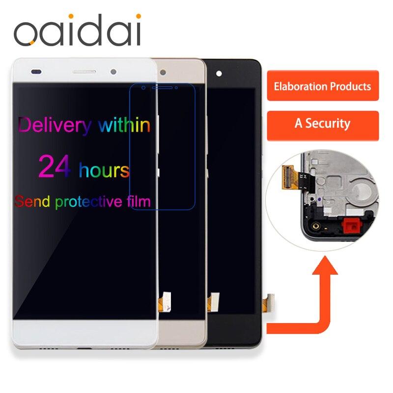 Für Huawei P8 Lite ALE L04 L21 LCD Display Touchscreen Handy Lcds Digitizer Montage Ersatz Teile Mit Werkzeuge