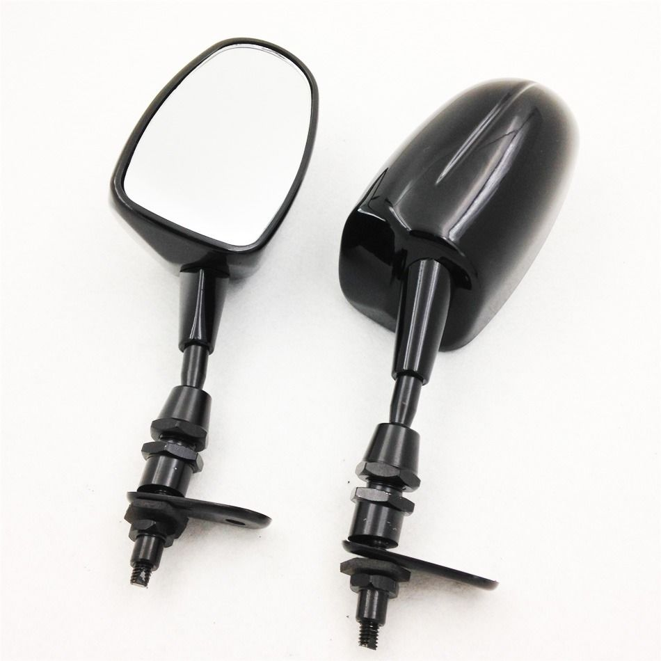 Motorcycle Accessories Side Mirror RearView Mirrors for Honda CBR900RR CBR929RR CBR954RR CBR 900RR 929RR 954RR 1998 1999 YZF R1 for great wall voleex c30 2013 side mirror rearview mirror assembly exterior mirrors 5 wire blue lens