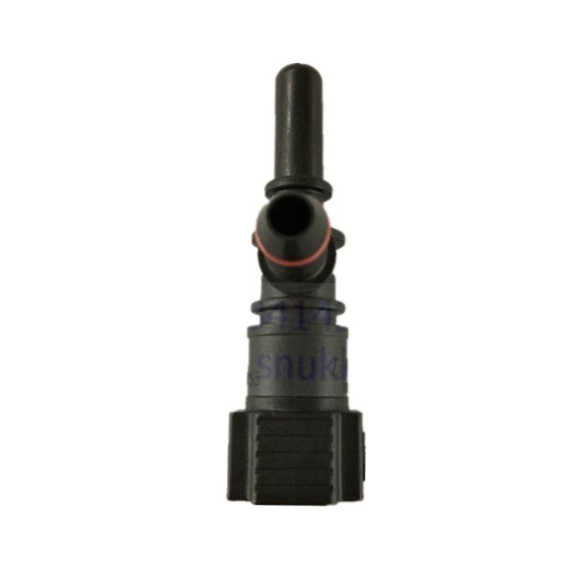 7.89mm ID6 Tee bağlayıcı Yanacaq xətti sürətli bağlayıcı 5 - Avtomobil daxili aksesuarları - Fotoqrafiya 6