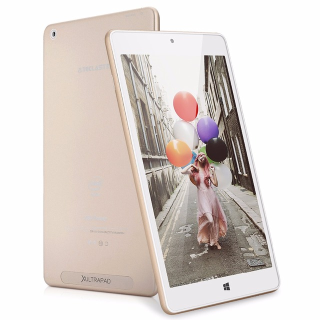 Teclast X80 Power Dual OS Windows 10 + Android 5.1 Intel Cherry Trail Z8300 64bit Quad Core 2G RAM 32G ROM  8.0 inch Tablet PC