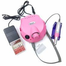 Электрическая машинка для маникюра и педикюра 25000 об/мин