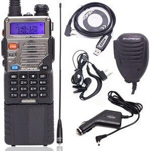 Baofeng UV-5RE 8W Walkie Talkie Professional CB Radio Station Baofeng UV5RE Transceiver VHF UHF Portable UV 5R Hunting Ham Radio