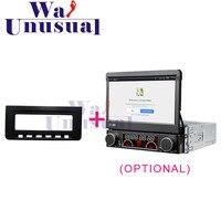 MI 017 Высокое качество радио фасции для Mitsubishi Pajero Sport MID 2010 стерео фасции тире отделка Установка комплект бесплатная доставка