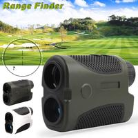 400 Meters Ranging Golf Laser Handheld Range Finder Slope Compensation Angle Scan Pinseeking Club Case Opt