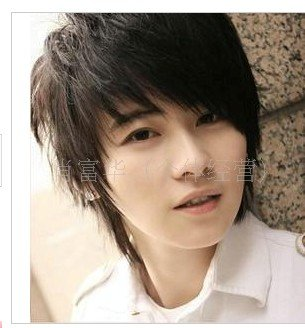 style hair boy korea hair style japanese and korean non mainstream students 7913
