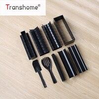 10 TEILE/SATZ Sushi Herstellerform DIY Roller Kit Reis Roller Mould Sushi Gimbab Nori Werkzeug-set Küche Gadget Kochen Werkzeuge